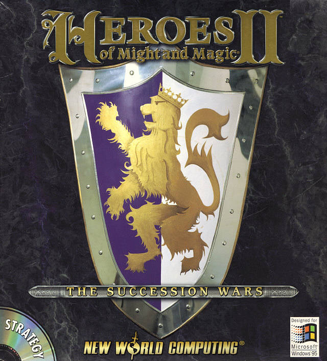 Heroes of Might and Magic 2 Gold Full Inglés 372Mb PL-UL-BS !!!