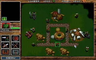 Juego Warcraft 1